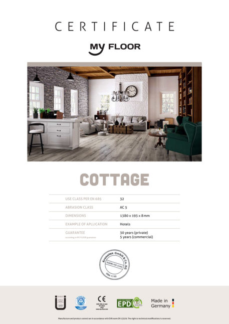 COTTAGE_Certificato_My-floor