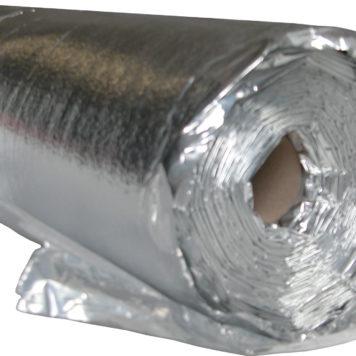 Sottopavimento accoppiato alluminio