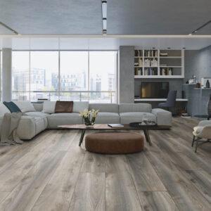 pavimento laminato rovere grigio ML1011 AC5/33 10 mm residence ambiente myfloor puntofloor