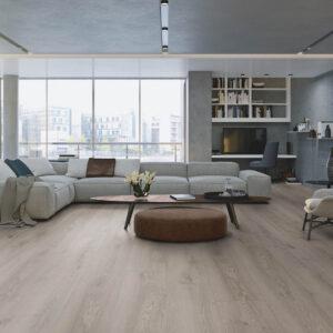 pavimento laminato rovere lake grigio ML1023 AC5/33 10 mm residence ambiente myfloor puntofloor