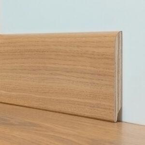 Battiscopa legno multistrato stondato in essenza Puntofloor